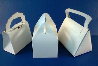 Photo: Caixas especiais para Delivery de alimentos.