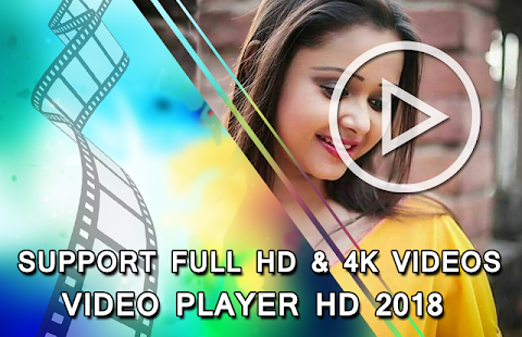Desi Bhabhi Video Player : HD VIdeo Player 2018 - náhled