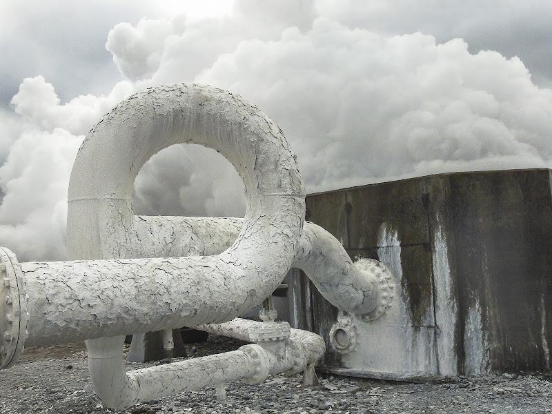 La fabbrica delle nuvole .... di D. Costantini