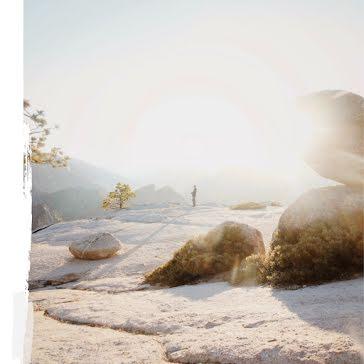 Tape Accent Landscape - Instagram Post template