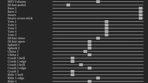 Drum kit metal 1.4 screenshots 5