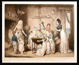 "Photo: English, 1800 ""The Soldier's Widow"""