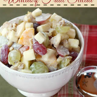 Waldorf Fruit Salad.