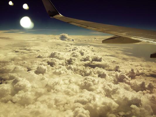 sopra le nuvole di PietroC