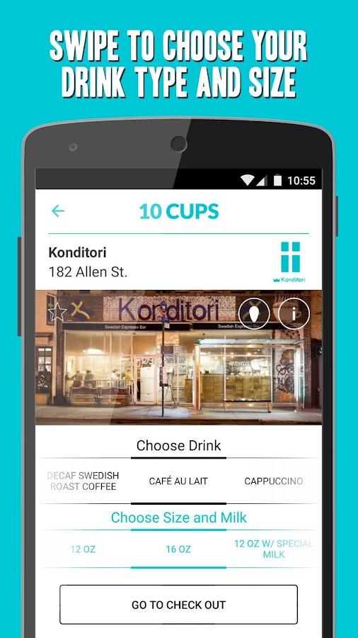 CUPS - screenshot