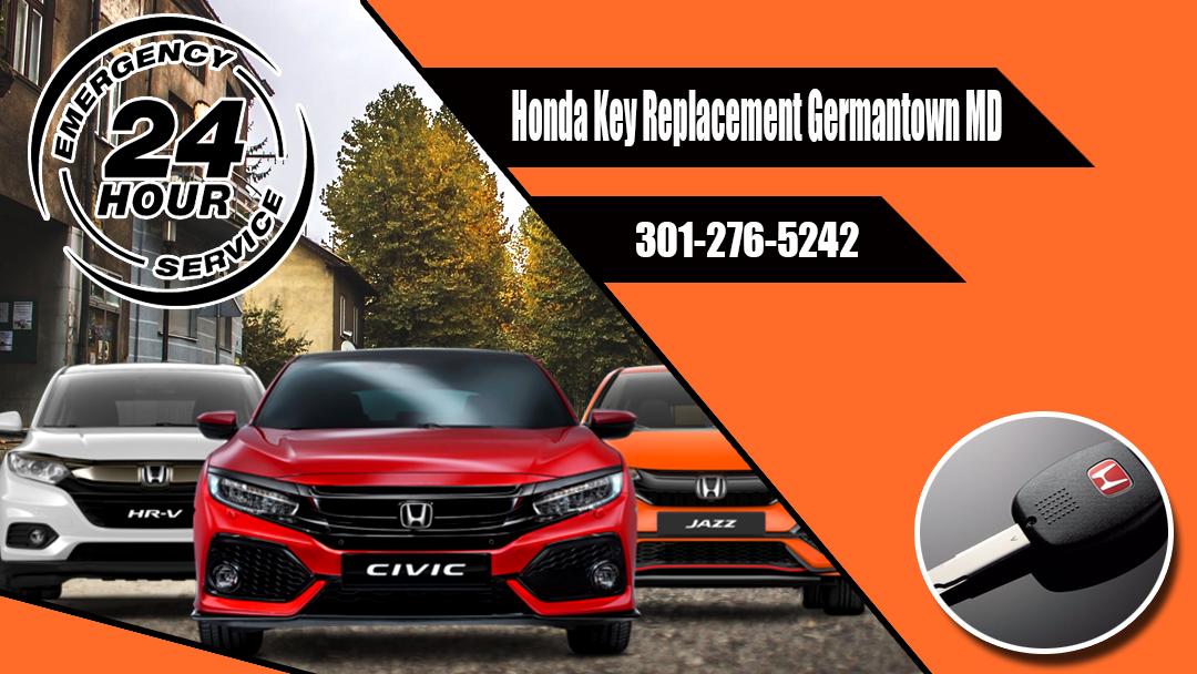 Honda Key Replacement Germantown MD - Car Repair And
