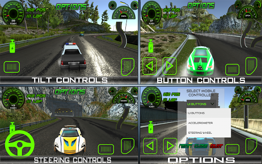 Hyper Car Racing Multiplayer:Super car racing game screenshots 16
