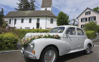 Peugeot 203 Berline Rent Aargau