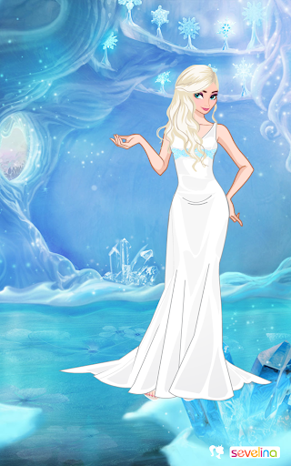 Icy or Fire dress up game - Frozen Land 2.4 screenshots 3
