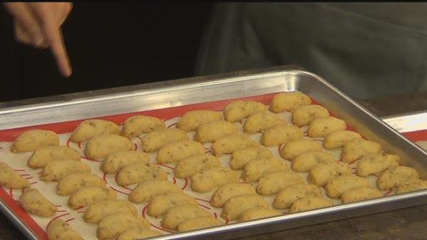 Crescent Cookies Recipe