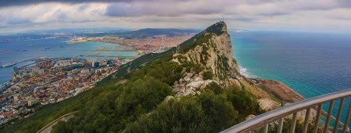 La route de Ronda en Espagne