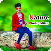 Nature Photo Frames - Nature Photo Editor
