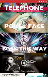 Lady Gaga Ringtones for PC-Windows 7,8,10 and Mac apk screenshot 7