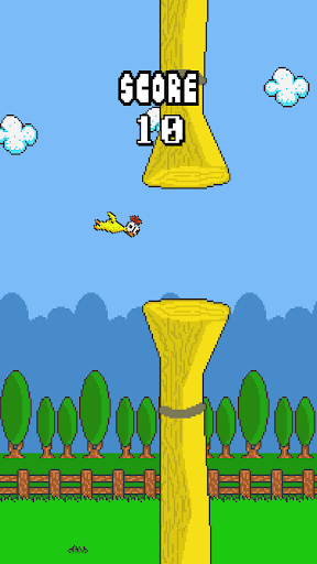 Flappy Rubber Chicken