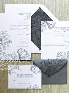 325+ svatební pozvánky - náhled