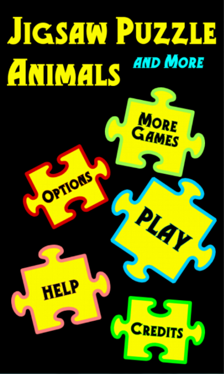 Скриншот Jigsaw Puzzle Animals and More