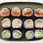4. Spicy Tuna, Cali and Cucumber