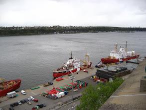 Photo: Coast Guard ve torpilleri!
