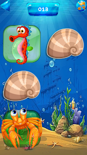 Educational memory games - Puzzle cards matching Screenshot