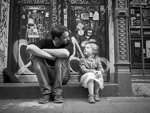 Photo: Father and daughter ...