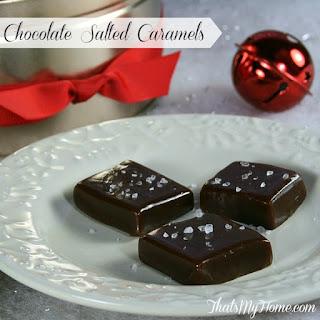 Chocolate Caramels.