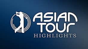 Asian PGA Tour Highlights thumbnail