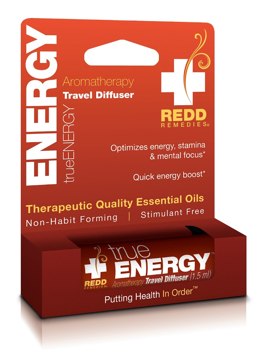 TrueEnergy Aromatherapy Travel Diffuser