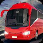 Autobús interurban Conducción icon