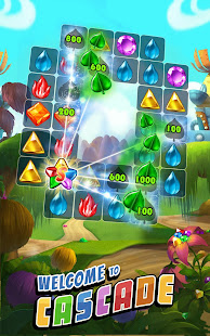 Game Cascade: Jewel Matching Adventure APK for Windows Phone