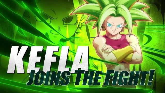 Dragon Ball FighterZ Pass 3 Kefla