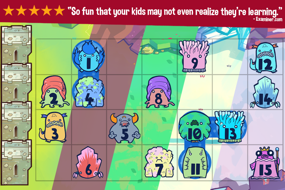 The Counting Kingdom- screenshot