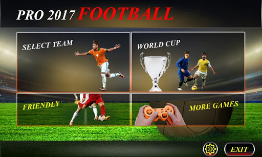 Pro 2017 Football 1.2 screenshots 1