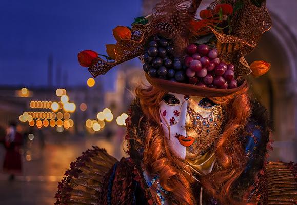 La maschera all'alba di CarloBassi