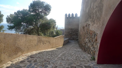 Photo: Barbacana del Castillo