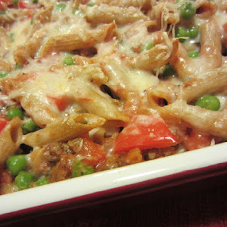 Baked Ziti with Turkey Sausage