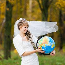 Wedding photographer Elena Kravchenko (kraft62). Photo of 25.09.2013