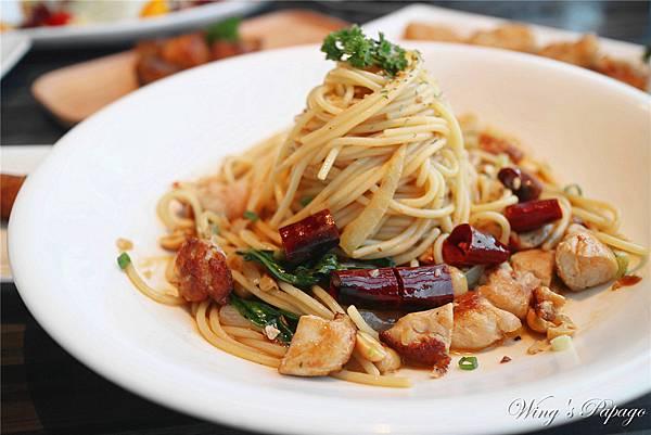 洋城義大利餐廳-新莊宏匯店