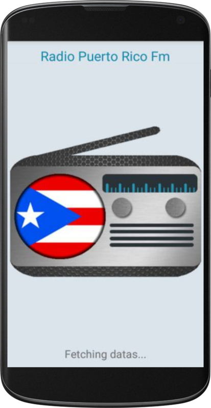 Radio Puerto Rico FM- screenshot