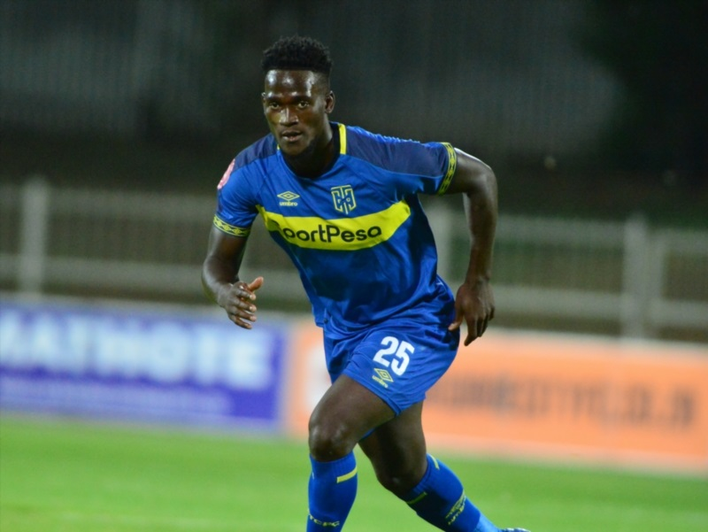 Cape Town City cut ties with Siphelele Mthembu - SowetanLIVE