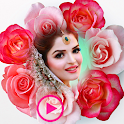 Love Flower Video Maker icon