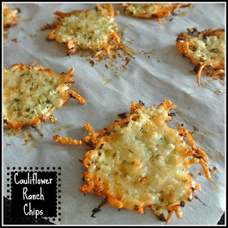 Caulifower Ranch Chips.