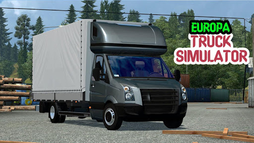 Euro Driving Truck : Truck Drive Simulator 2019 2 screenshots 2