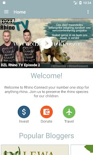 Rhino Connect - náhled