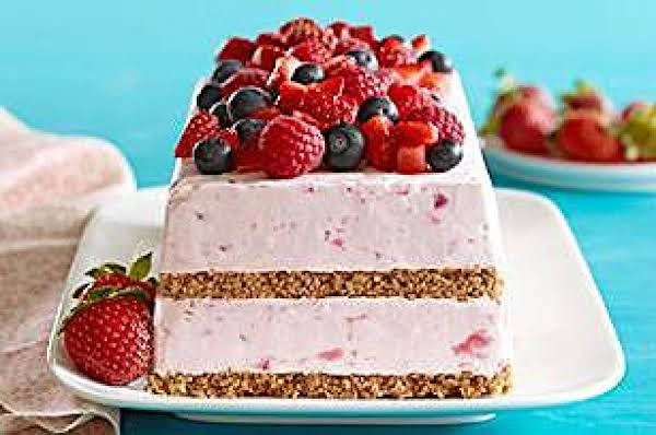 Cool Whip Frozen Berry Dessert Recipe
