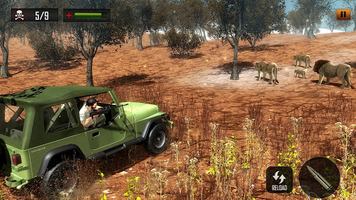 Deer Hunting 2020: Wild Animal Sniper Hunting Game android2mod screenshots 16