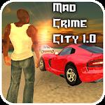 Mad Crime City 1.0 Icon