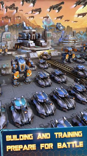 Galaxy Wars 1.0.28 screenshots 3