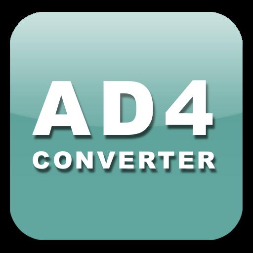 AD4 Audio Converter
