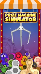 Claw Prize Machine Spinner Simulator - náhled