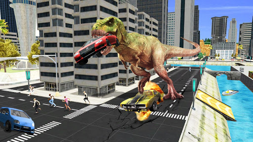 Dinosaur Games Simulator 2018  captures d'écran 2